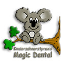 logo magic dental